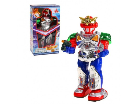 Интерактивный робот Universal Fighter lll.  Артикул: