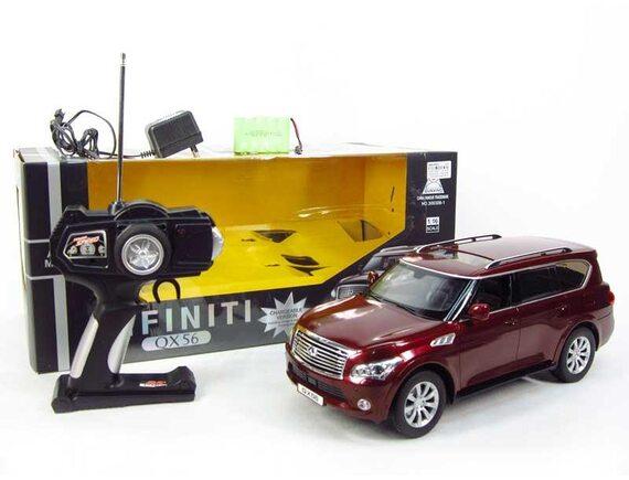 Машинка Infiniti QX56 на радиоуправлении. Артикул: 300308-1