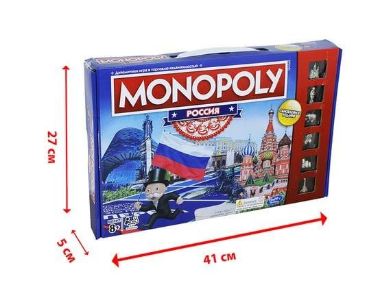 "Настольная игра ""Монополия"" Артикул: 4002"