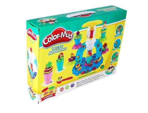 Набор для творческой лепки «Фабрика мороженого» Артикул: 6614