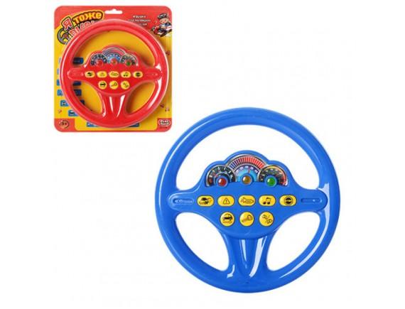 Музыкальный руль Play smart 7039