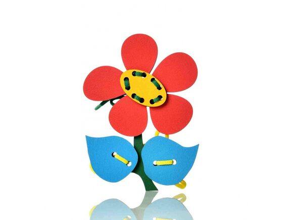 Прошнуруй цветок 800908