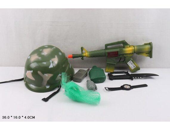 Игровой военный набор. Артикул: 8011