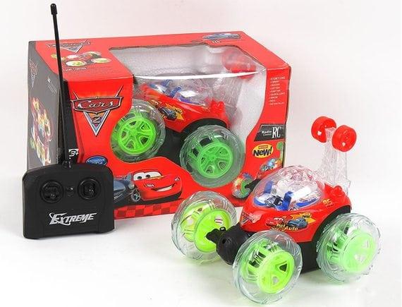 Машинка-перевертыш на радиоуправлении . Артикул: BW333-193