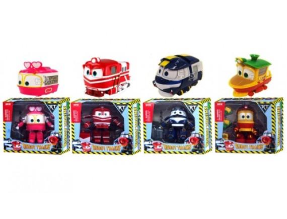 Робот-поезд (4 вида) Артикул: CH8820
