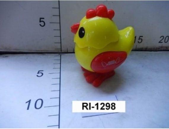 Игрушка заводная «Цыпленок» (продается уп. по 12 шт. / цена за шт.) RI-1298