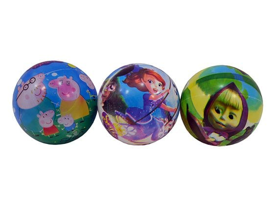 Резиновый мяч 60г 9 дюймов