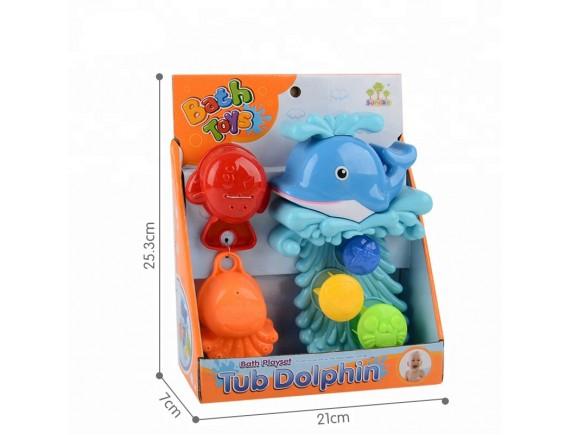 """Игрушка для ванной """"Дельфин"""" Артикул: SL87009"""