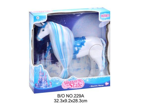 """Интерактивная игрушка """"Лошадка для принцессы"""" Артикул: 229A"""