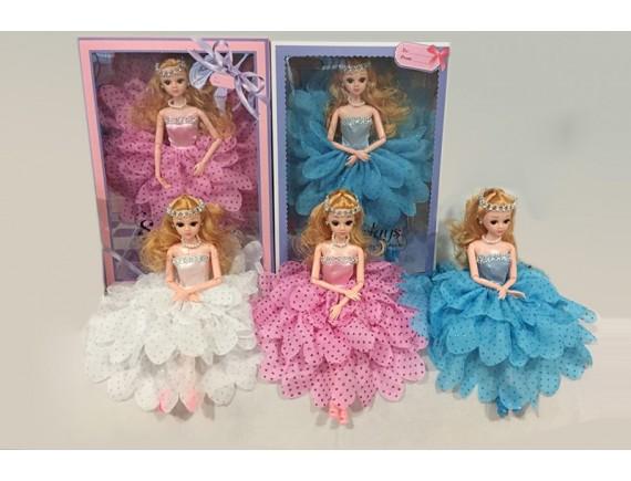 Кукла-принцесса 3 вида