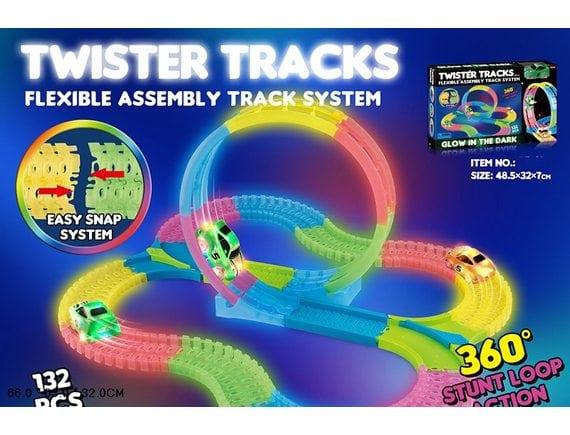 Игровой набор TWISTER TRACKS 7783