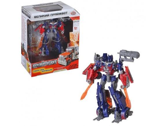 "Робот-трансформер ""Великий Праймбот"". Артикул: 8107"