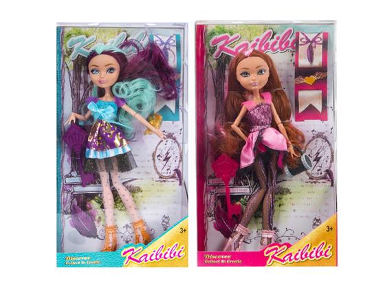 Кукла Kaibibi с аксессуарами два вида  Артикул: BLD002.BLD002-1