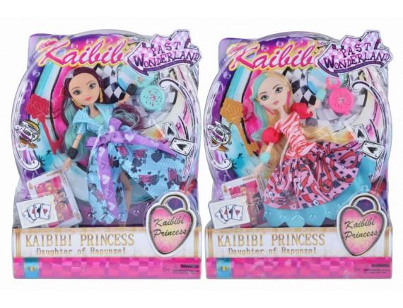 Кукла-принцесса (2 вида)
