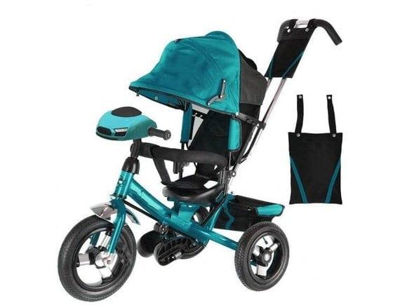 Детский велосипед коляска.  Артикул: H7HBT